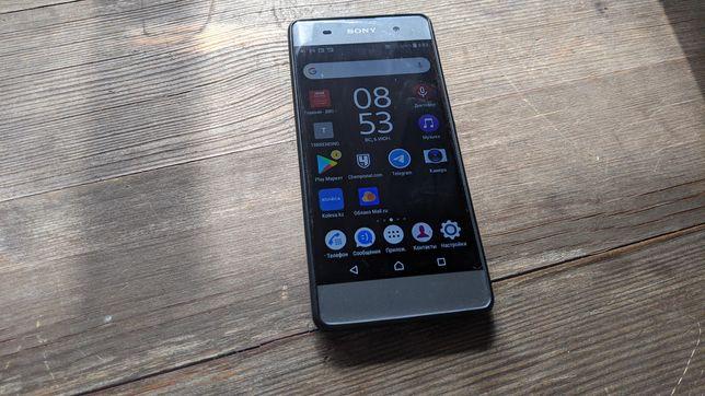Sony XA Dual хороший смартфон