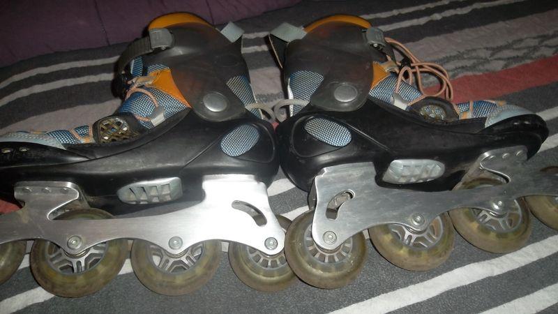 Ролери Хай скейт №39 гр. Тутракан - image 1