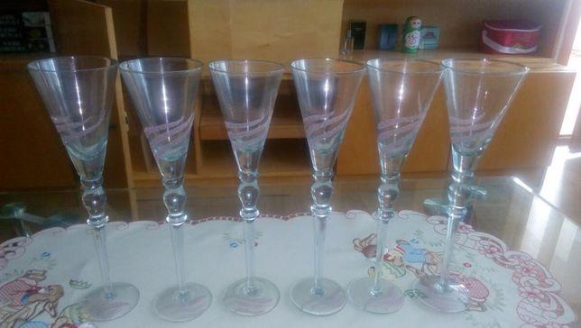 Set pahare șampanie