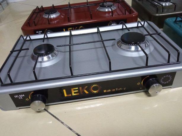 Leko настольная газовая плита,газ плита пр-во Турция