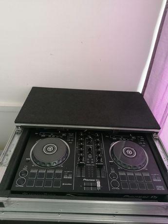 Consola dj pioneer dj rb +flight casse
