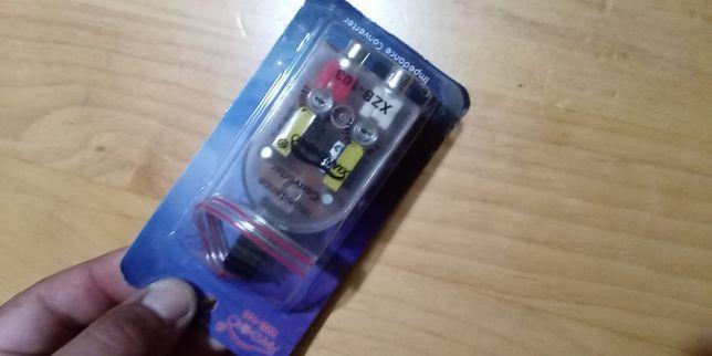 Convertor semnal hi to low pentru amplificatoare