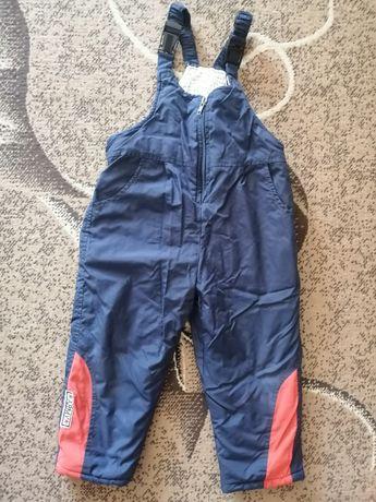 Утепленые штанишки 2-4 года