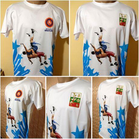 Тениски за Борба - 2 модела БГ производство