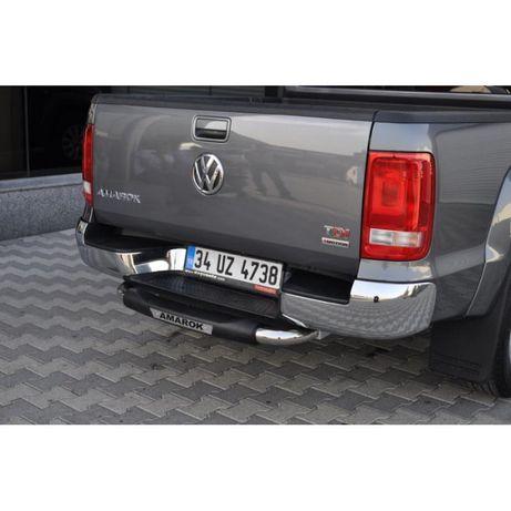 Bullbar Bara de protectie spate Volkswagen Amarok 2010-2015