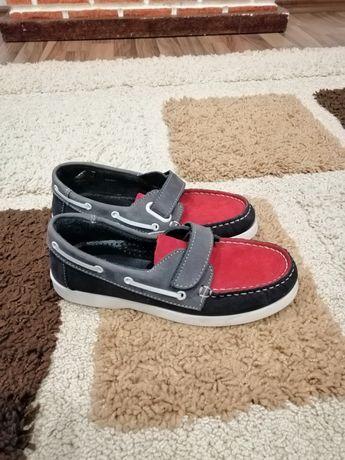 """Pantofi piele întoarsă copii """"A by ANDRE"""" -mărimea 34"""