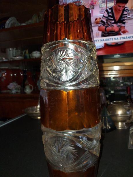 Vaza cristal de plumb