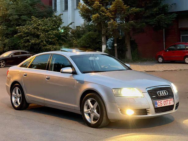 Audia6guatro recent înmatriculat