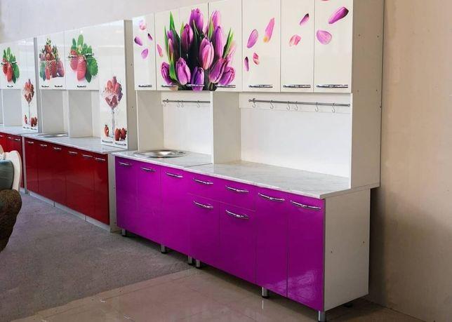 Кухонный гарнитур дёшево размер 2,6