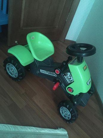 Продам детский трактор велосипед