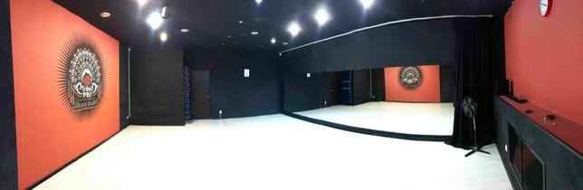Аренда танцевального зала, по часам для тренингов, семинаров, студия
