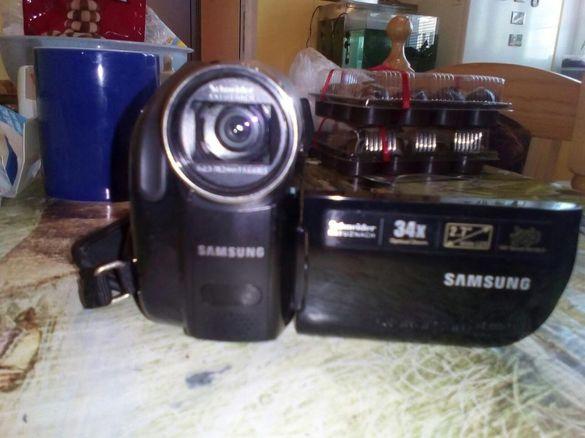 Работеща камера самсунг 34б увеличение