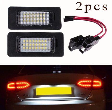 Lampa Numar LED Audi A1 A4 B8 A5 S5 A6 S6 A7 TT RS5 Passat 5D Panamera