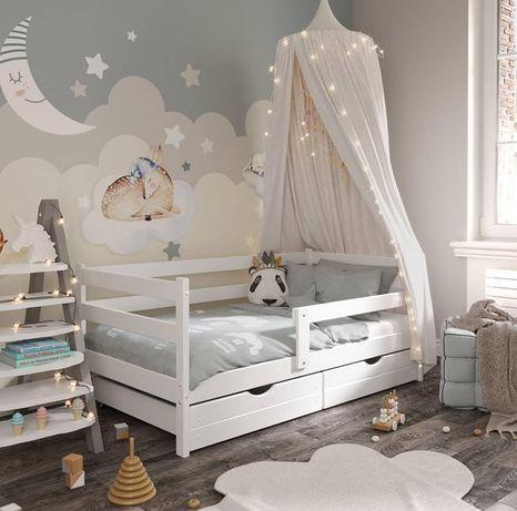 Детская кровать из массива с ортопедическим матрасом. Россия.