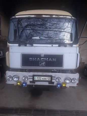 Грузовой транспорт Шансиман SHACMAN, Хова. Грузоперевозка: щебень,ГПС