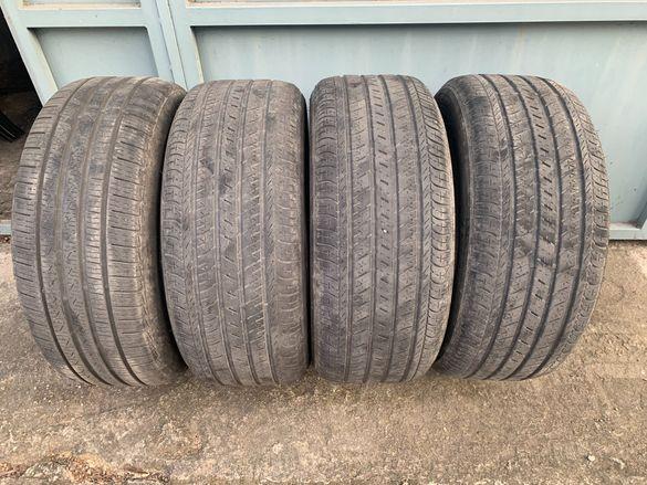 4 броя летни гуми 225/50/17 Bridgestone