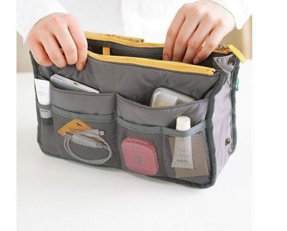 Несесер - органайзер много удобенза дамска и мъжка чанта различни цвет