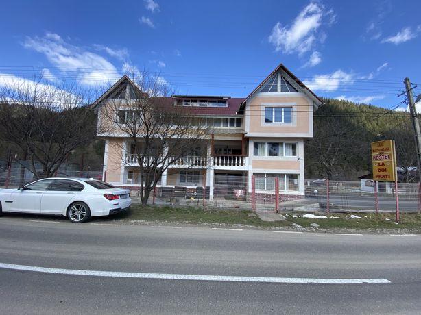 Pensiune Durau, Comuna Ceahlau