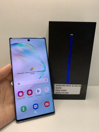 Samsung Note 10 память 256Гб ОЗУ 8Гб