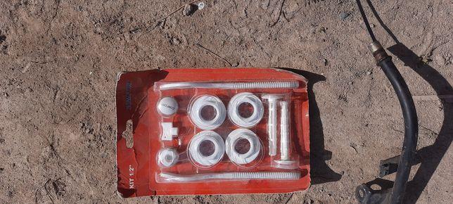 Комплект на аллюминев батарей