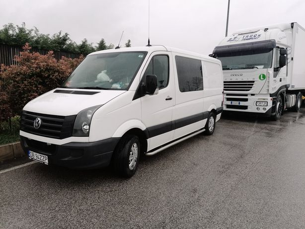 Vw crafter 2.0 163 cp