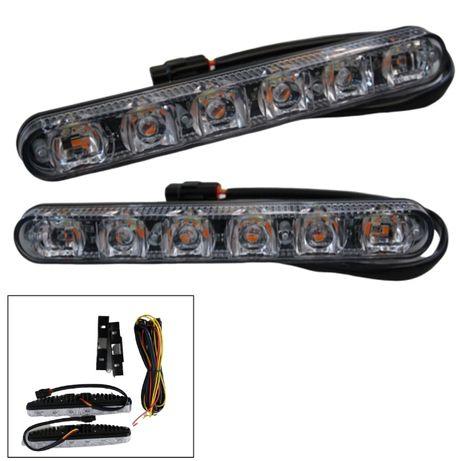 Комплект LED диодни дневни светлини 12V 36W