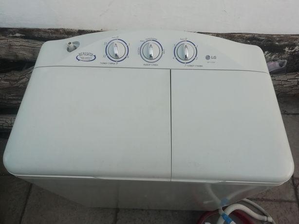 Продам стиралку полуавтомат на 4 кг