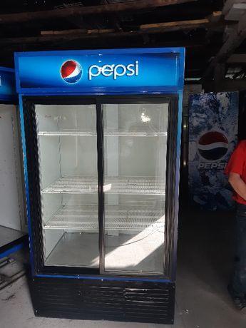 Vitrina/lada/vitrine frigorifice KLIMASAN pt lactate si racoritoare