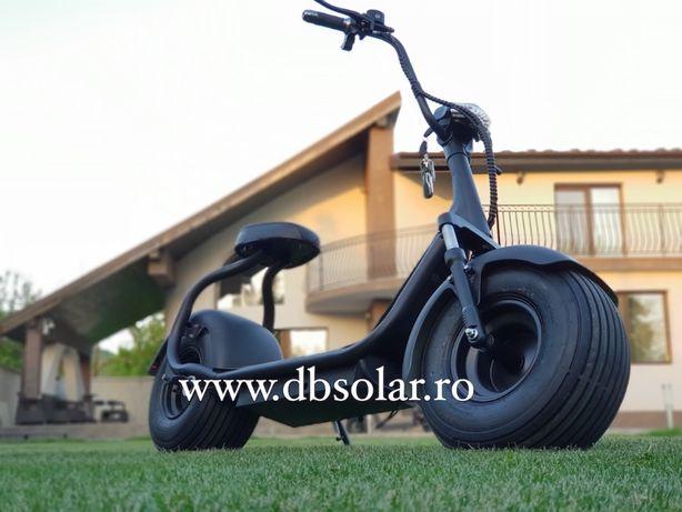 Scuter Trotineta ELECTRICA Scooter Electric Chopper E-BIKE Bicicleta