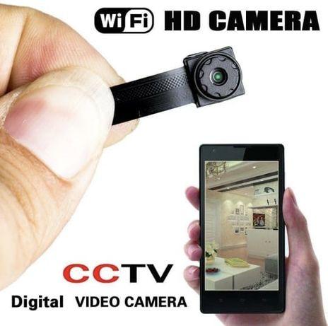 Мини беспроводная камера WIFI 1080P HD для домашнего видеонаблюдения в