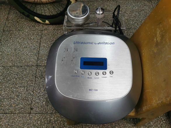 Ултразвукова липосукционна кавитационна радиочестотна машина 2 в 1