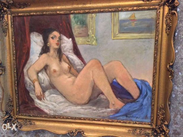 Pictura Nud In dormitor