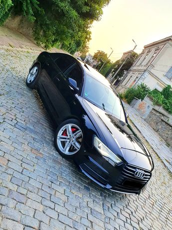 Audi a6 competition 326 cp