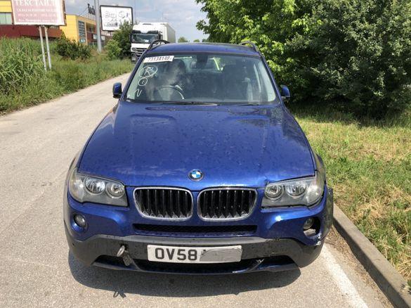 Бмв Х3 BMW X3 фейслифт на части