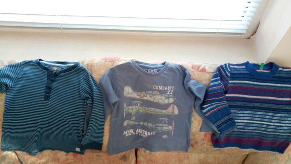 Лот блузи, ризи, панталон есен-зима момче 3г.