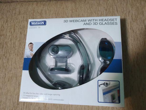 Webcam 3d - pachet