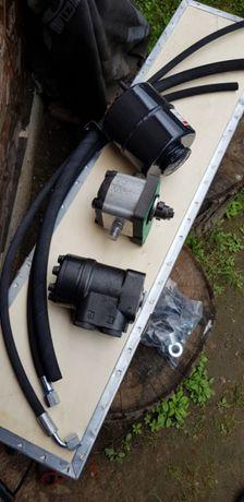 Kit servodirectie cu danfus tractor u445