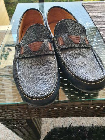 pantofi/ sport/elegant piele italia nr 40.Black Friday