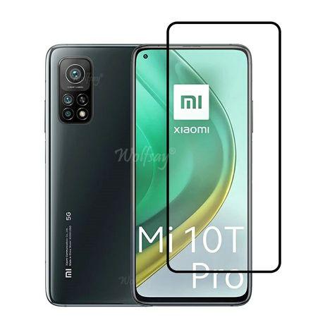 5D Стъклен протектор за Xiaomi Mi 10T / Mi 10T Pro / Mi 9 SE / 9T