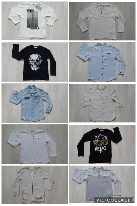Bluze zara baieti 8-10 ani Salard - imagine 1