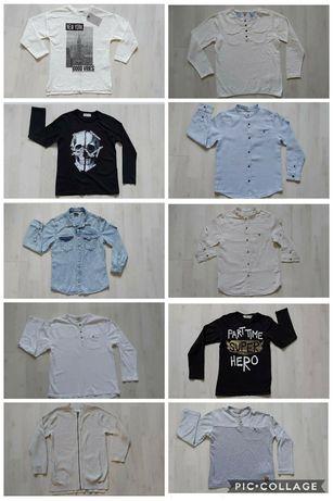 Bluze zara baieti 8-10 ani