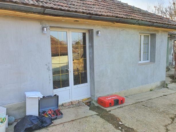 Casa de vanzare 121 m2 + curte + 7 arii de teren