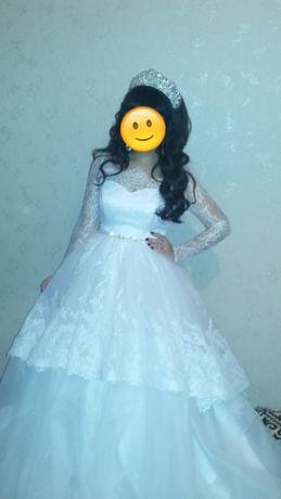 Продам свадебное платье за 19000