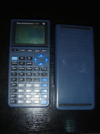 Calculator stiintific Texas Instruments TI-81