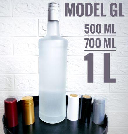 Нови Стъклени бутилки тапи капачки капсули