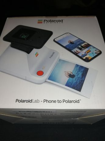 Polaroid photo printer nou