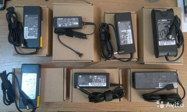 Аккумуляторы и зарядные устройства для ноутбуков
