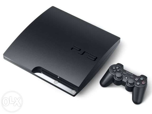Consola PS3 Slim 120GB modata