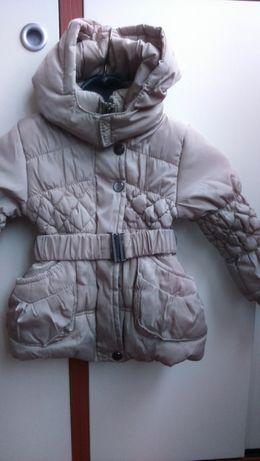 Зимно якенце за малка госпожица