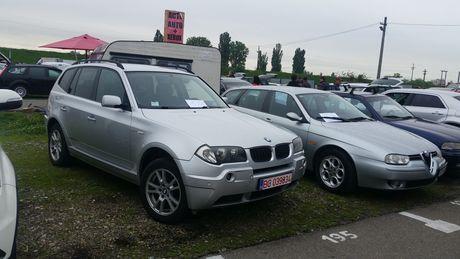 Vand  BMW x3 anul 2005